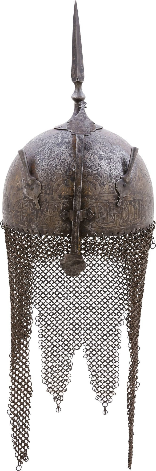 Indopersian Helmet Kulah Khud - Product
