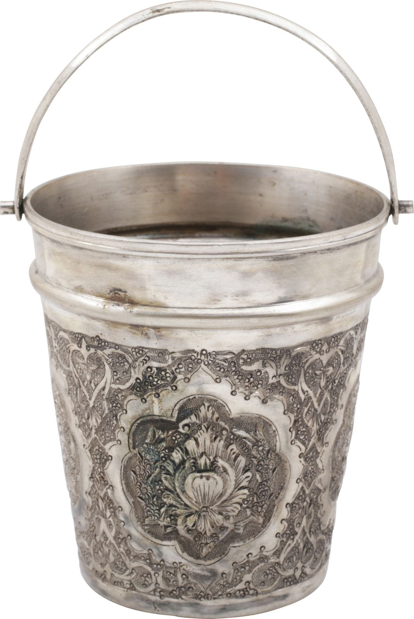 Indopersian Silver Cup - Product
