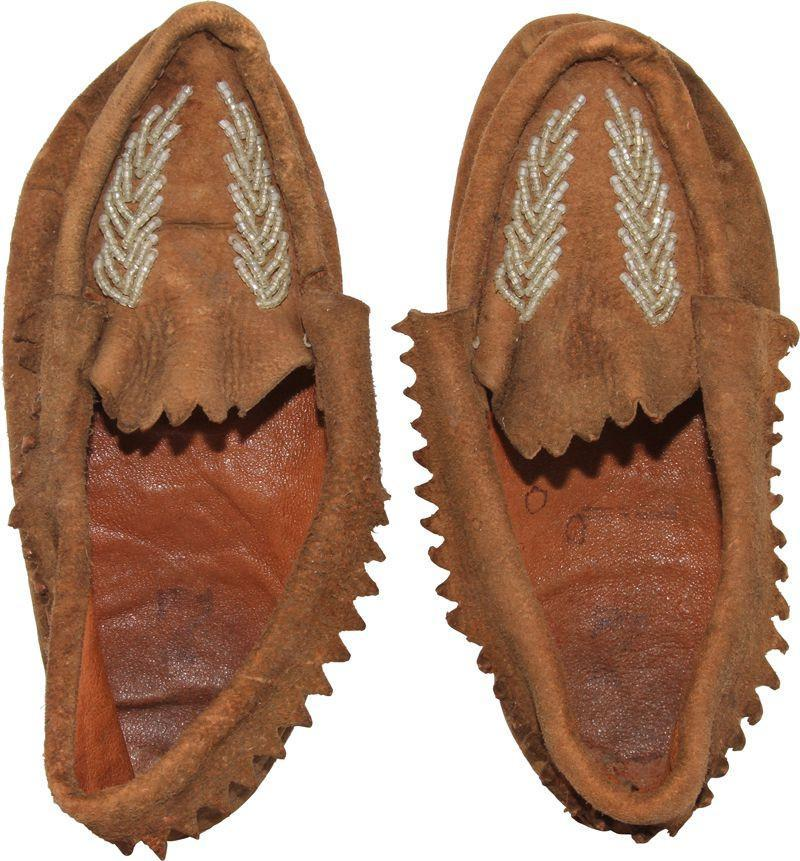 Iroquois Moccasins - Product