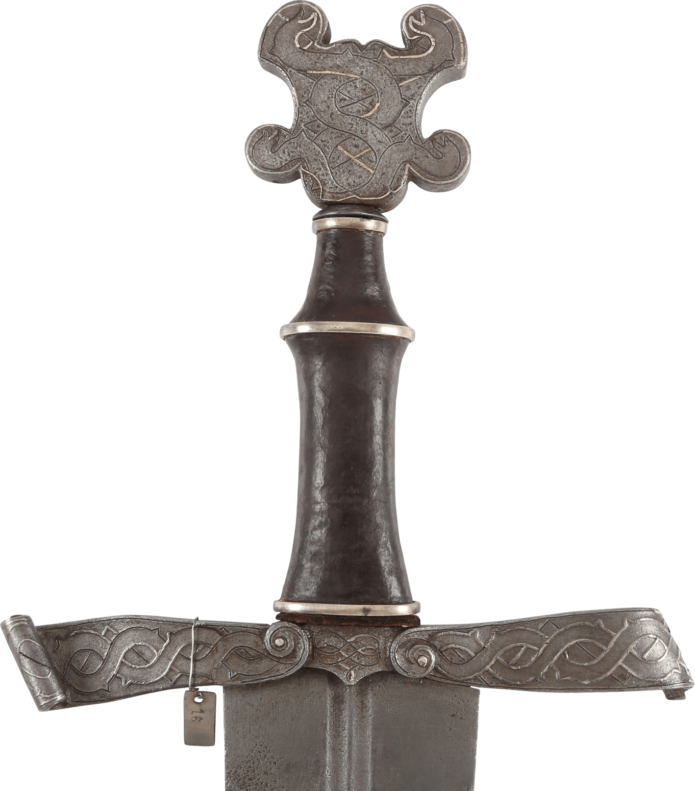 Late Gothic Italian Broadsword C.1500-10 - Product