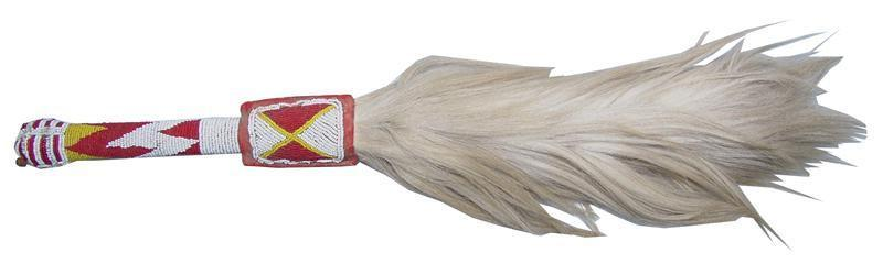 Maasai Beaded Fly Whisk - Product