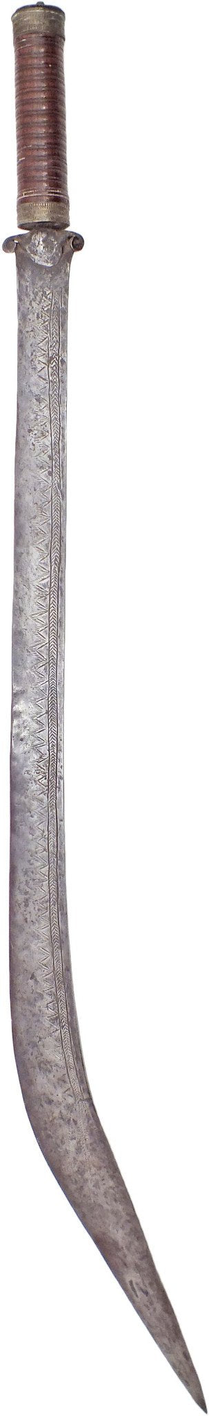 Massive Cambodian Executioners Sword - Product