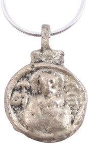 MEDIEVAL CHRISTIAN PENDANT C.1200-1400 AD