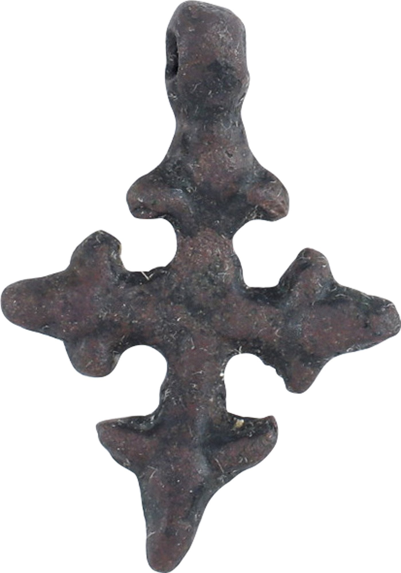 MEDIEVAL EUROPEAN CROSS 14th-15th CENTURY - Fagan Arms