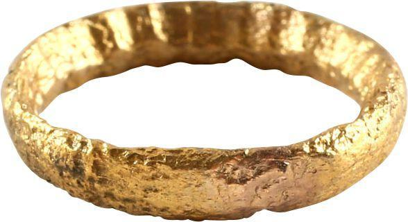 MEDIEVAL WOMAN'S OR CHILD'S RING SIZE 1 ¼ - Fagan Arms