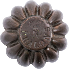 NAPOLEONIC PATRIOTIC BUTTER MOLD - Fagan Arms