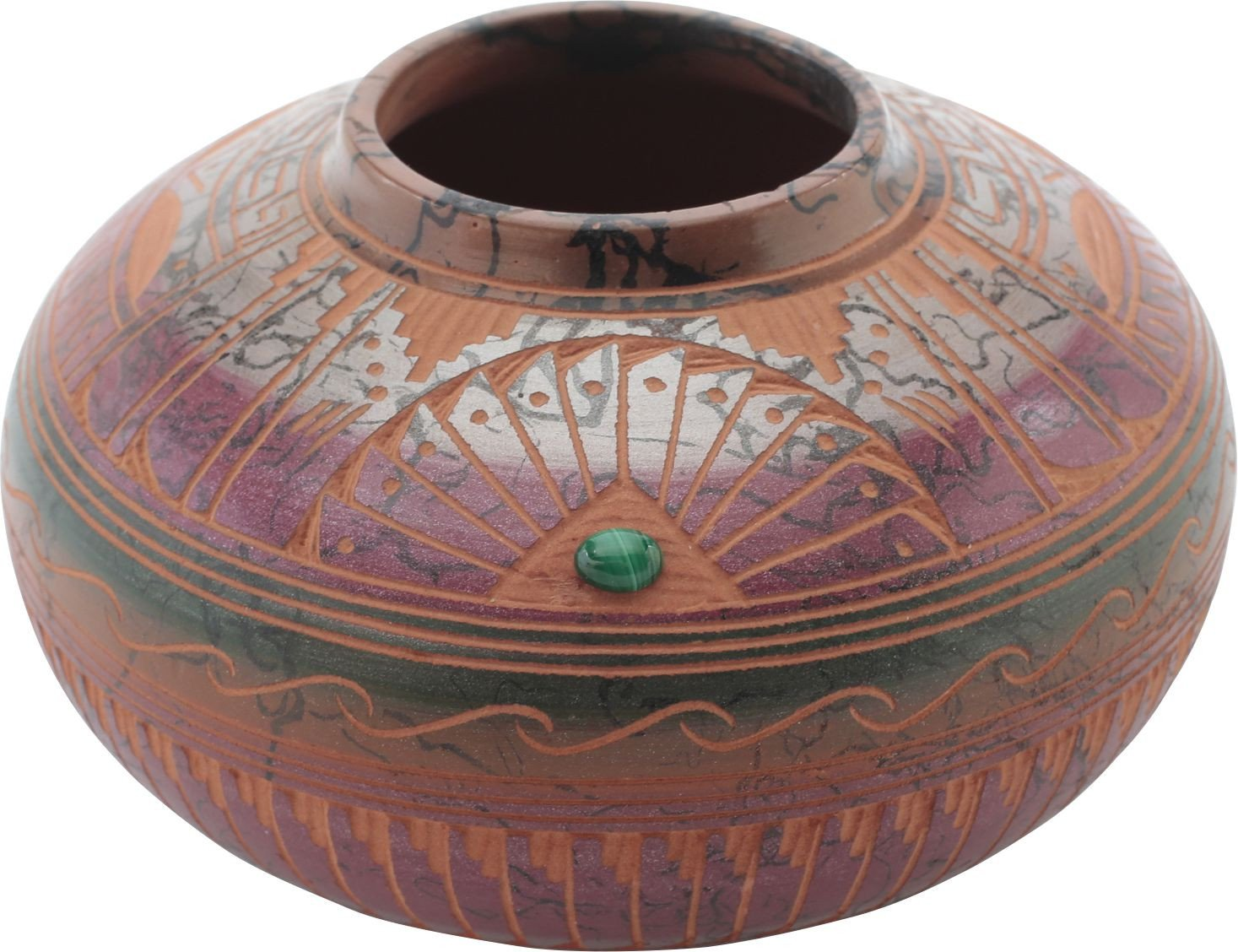 Navajo Jar In The Pueblo Style - Product