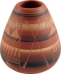 NAVAJO JAR IN THE PUEBLO STYLE - Fagan Arms