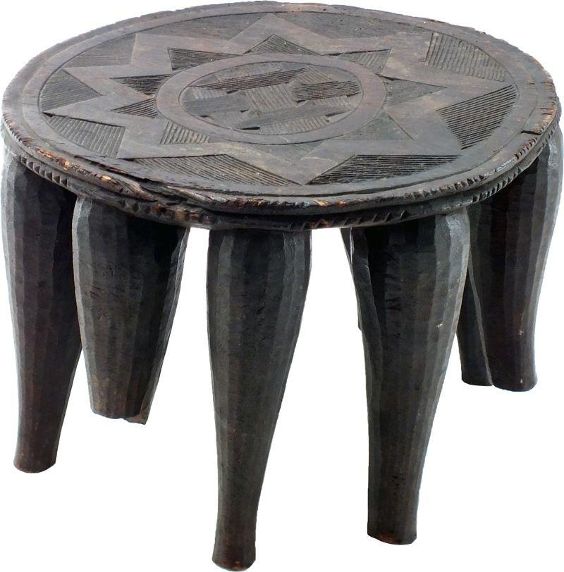 Nupe (Nigeria) Ten Legged Stool - Product