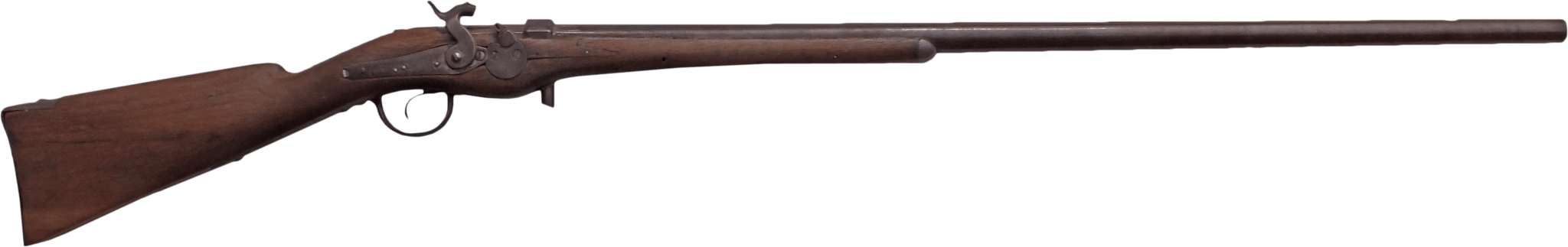 One Of A Kind American Breech Loading Rifle C.1840-1850 - Product