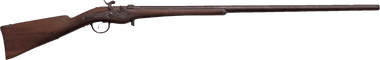 ONE OF A KIND AMERICAN BREECH LOADING RIFLE C.1840-1850