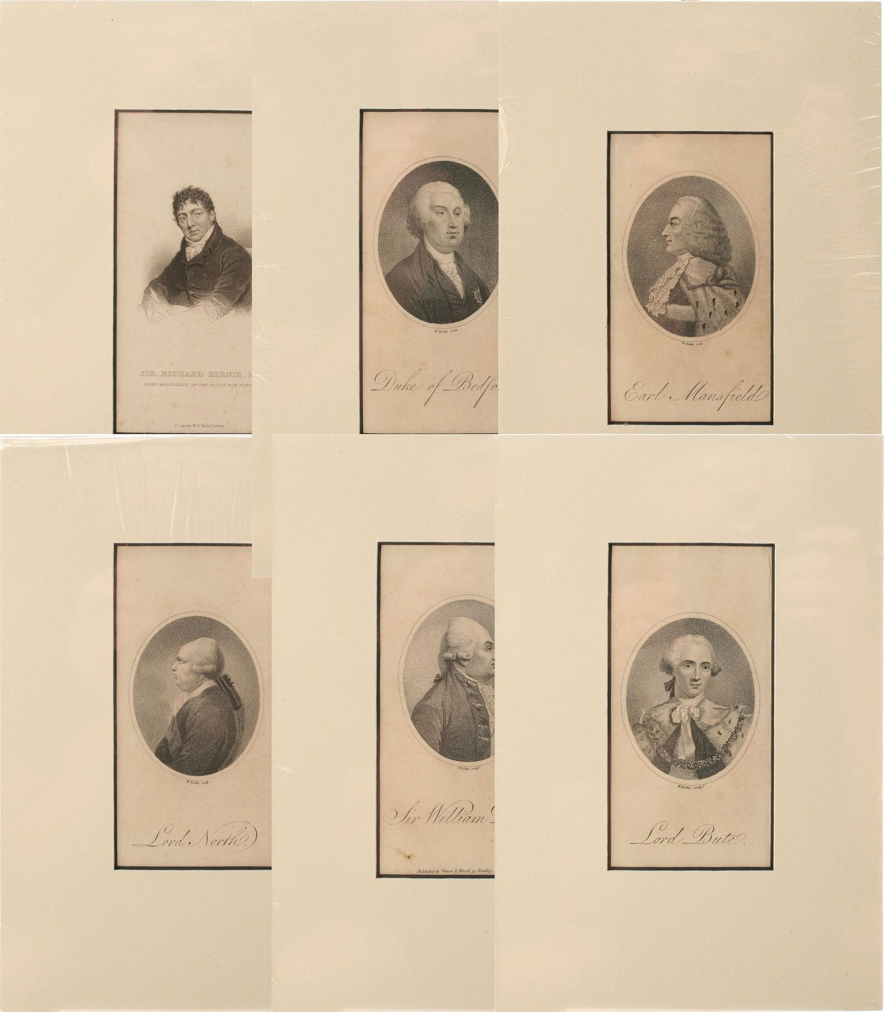 Original English Lithographs - Product