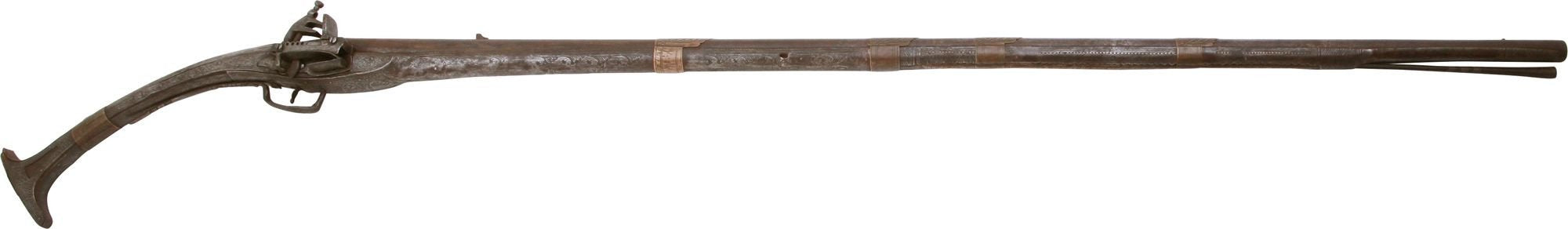 Ottoman Miquelet Musket - Product
