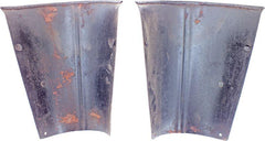 Pair Of Cuisses (Thigh Defenses) For A European Armor Of About 1550 - Product