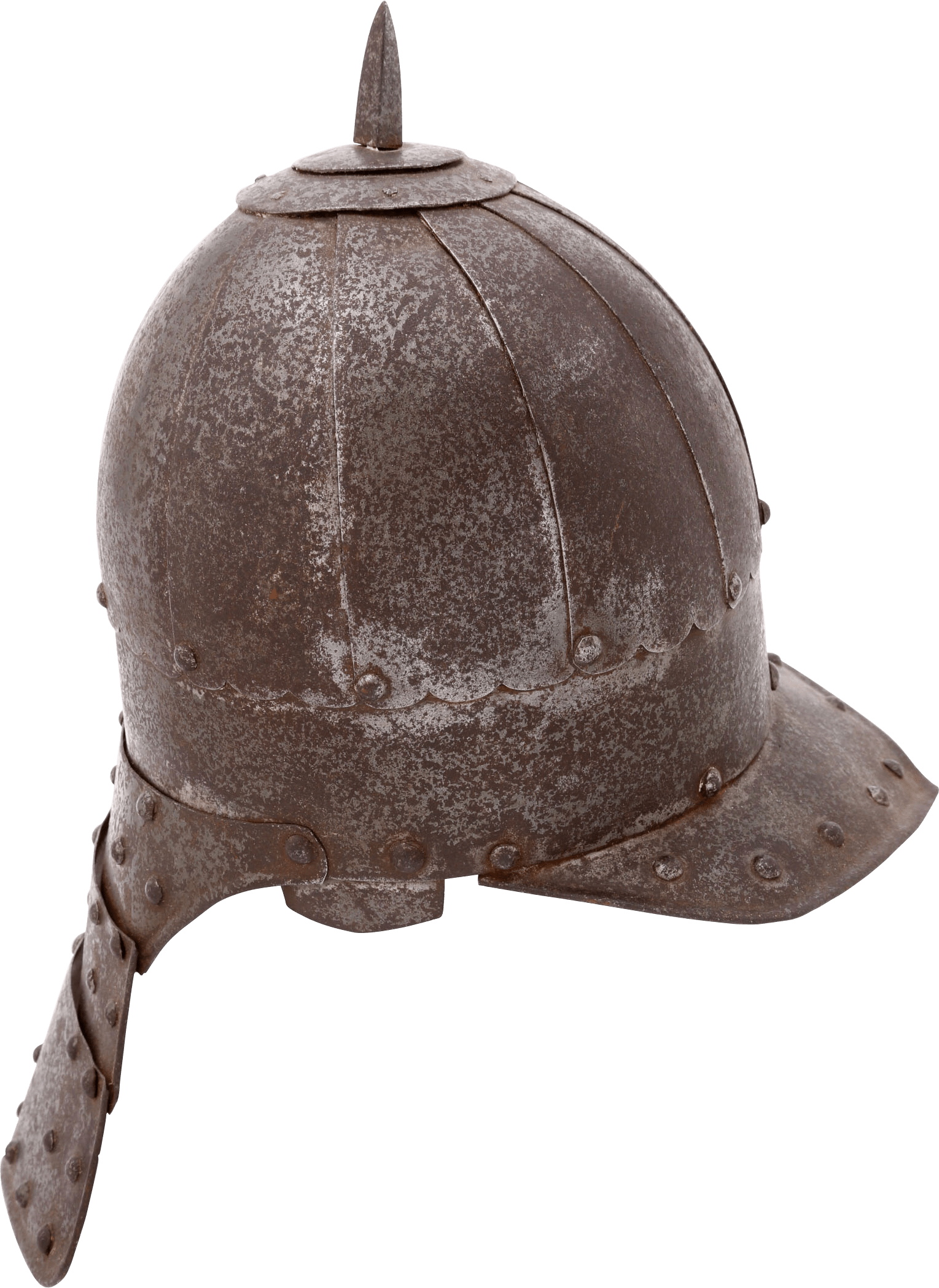 POLISH CAVALRY HELMET, ZISCHAGGE, LATE 17th CENTURY - Fagan Arms