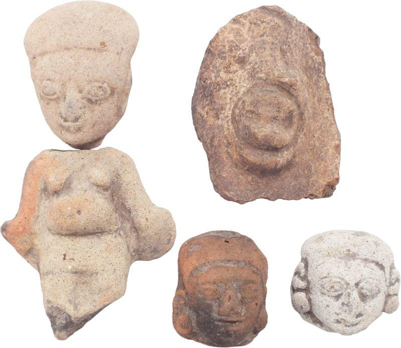 Precolumbian Figures - Product