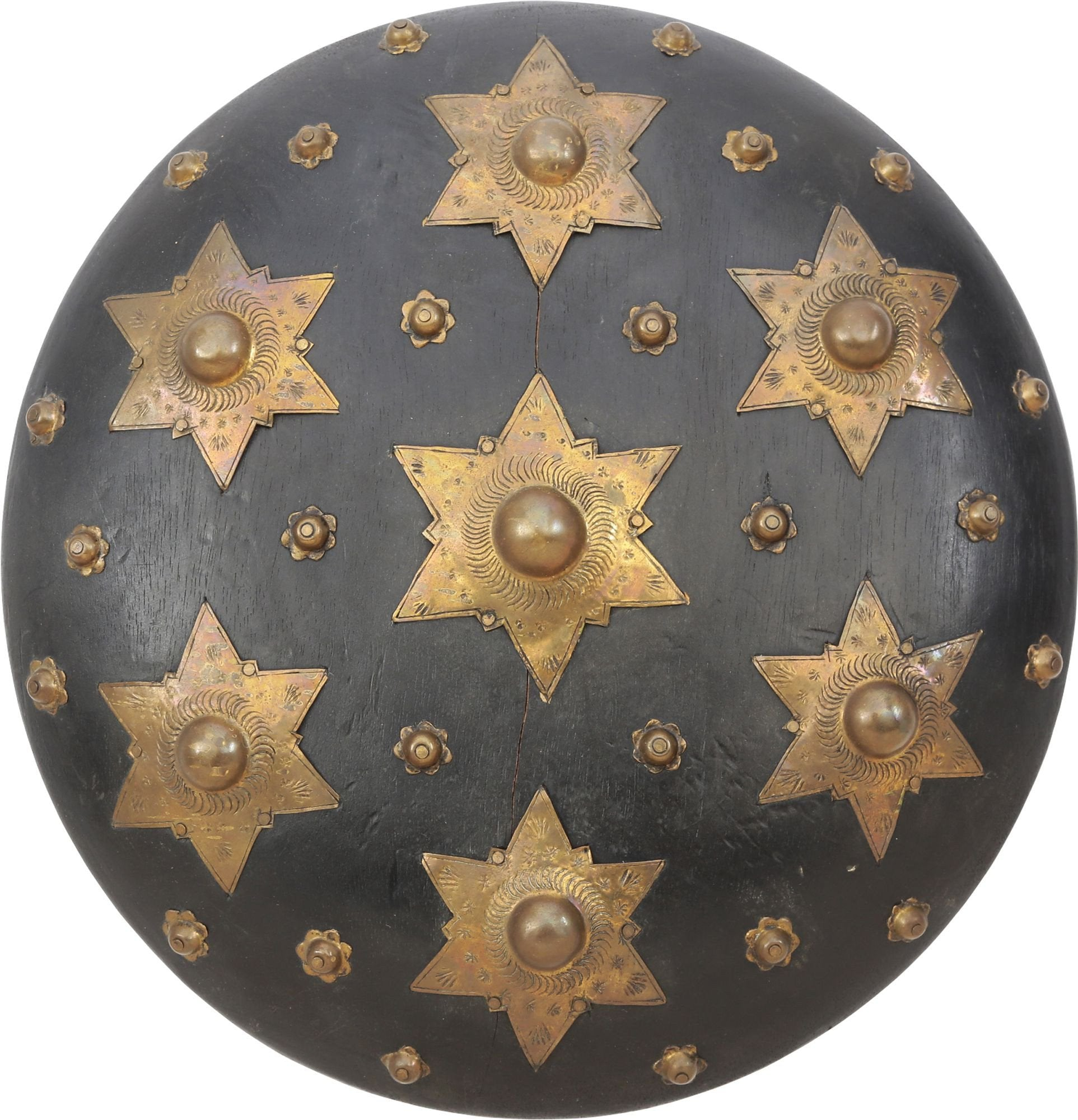 Rare Aceh Wood Shield - Product