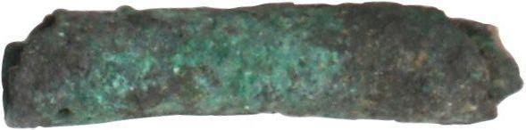 Rare American Indian Copper Culture Bead 7000-1000 Bc - Product