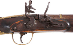 RARE, LIKELY UNIQUE, BURMESE COMBINATION FLINTLOCK PISTOL AND SWORD, DHA - Fagan Arms