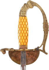 Rare Ottoman Turkish Officers Sword C.1830-50 - Product