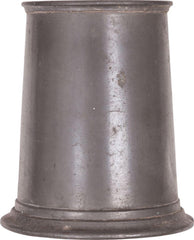 Roundhead Leadless Pewter Pint Tankard - Product