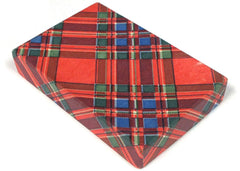 Scottish Plaid Brooch C.1900 For Clan Macphie - Product