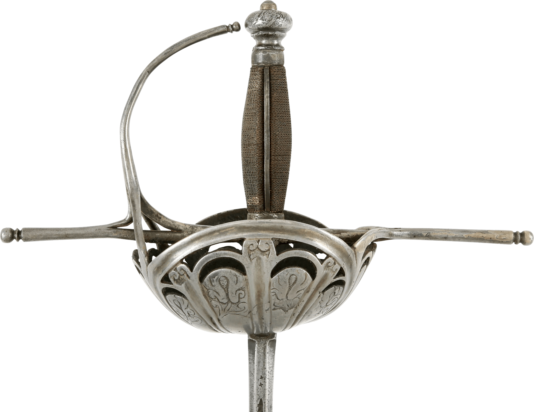 Spanish Cup Hilted Rapier C.1650 - Product