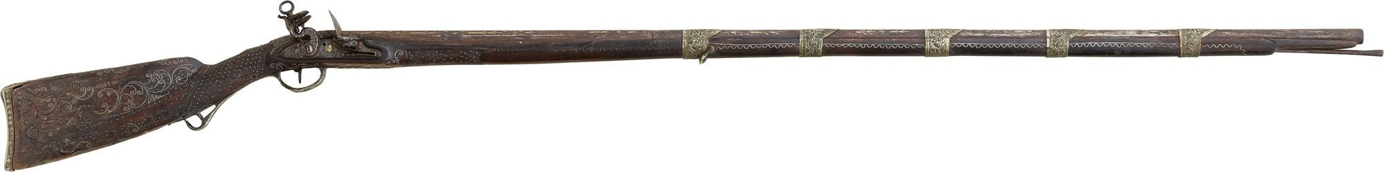 Spanish Flintlock Musket C.1750-1800 - Product