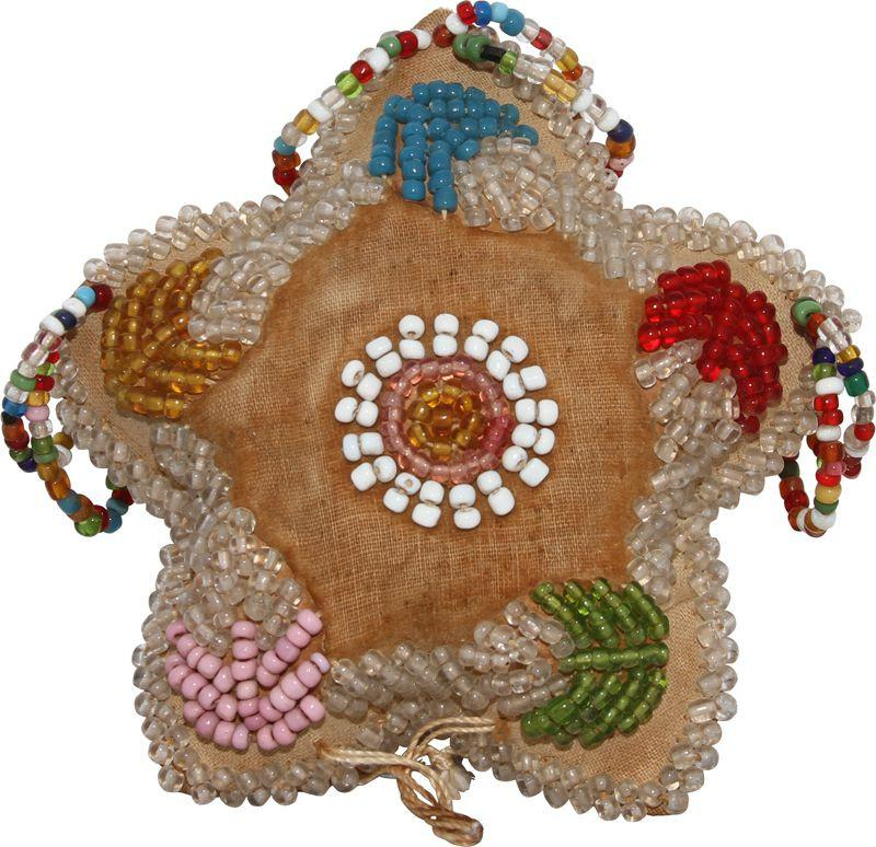 Star Shaped Woodland Indian Pin Cushion - Product