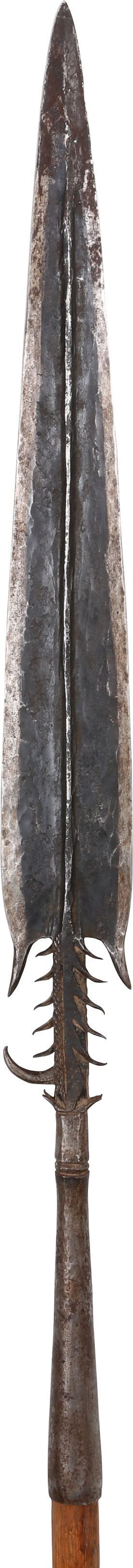 Sudanese Infantry Spear C.1880 - Product