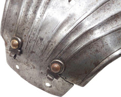 The Top Plate Of A German Chamfron C.1520-30 - Product