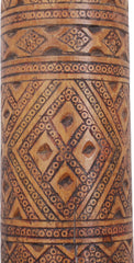 Very Fine Dayak Lime Container C.1850 - Product