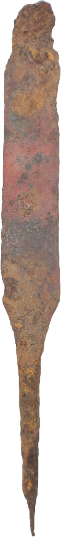 Very Rare Celtic Iron Broadsword C.250-150 Bc - Product