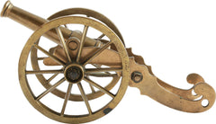 Victorian Brass Cannon - Product
