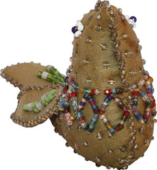 Woodland Indian Pin Cushion In The Form Of A Bird - Product