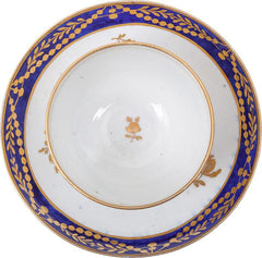 Worcester Export Porcelain Tea Bowl And Under Bowl - Product