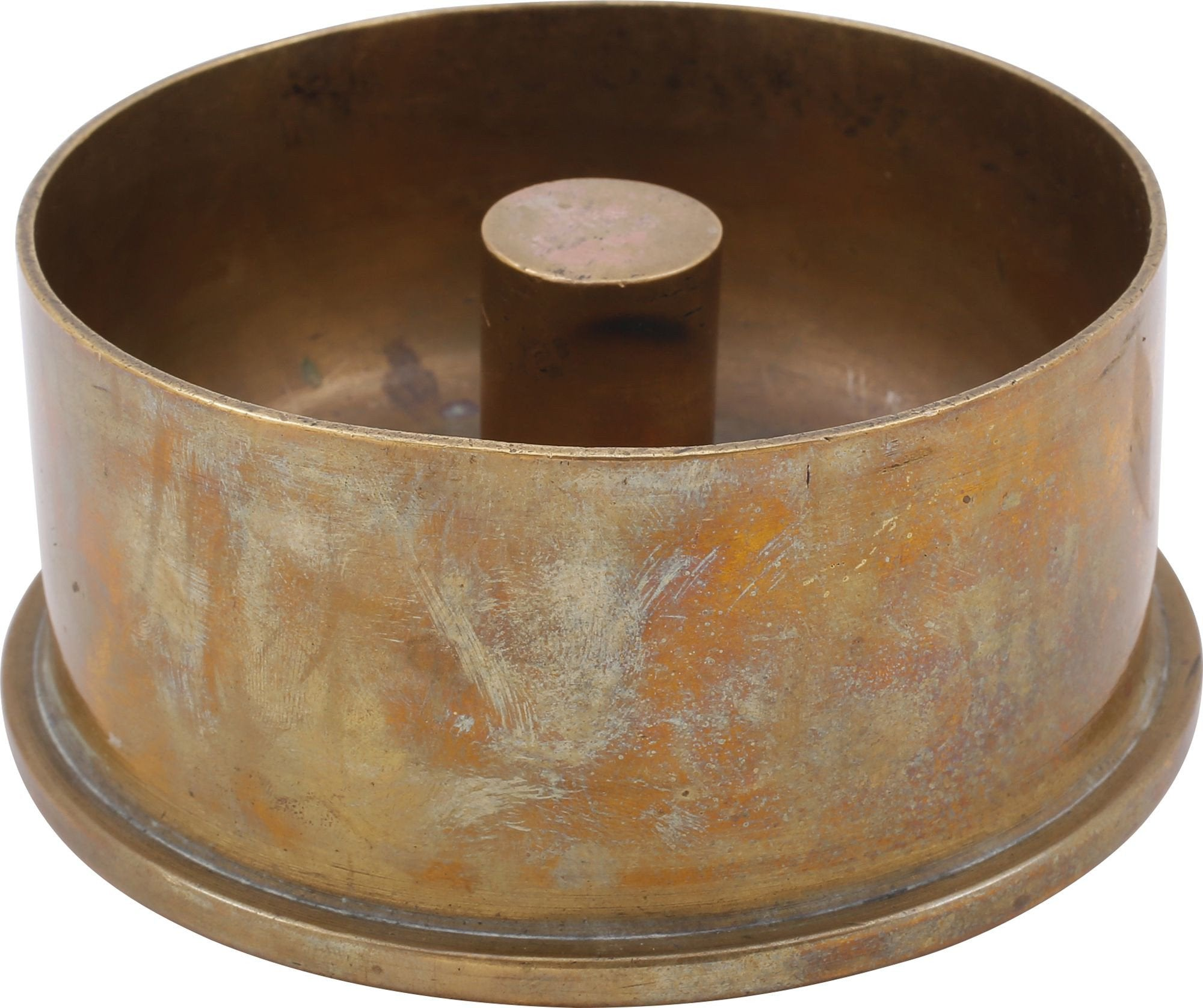 Wwi Trench Art Ash Tray - Product