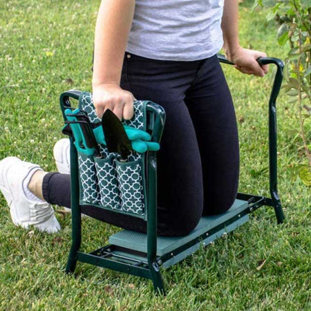 Multi Purpose Garden Kneeler And Seat