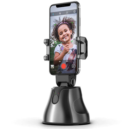 Automatic Portable Smart Selfie Stick - Stay Always in The Frame