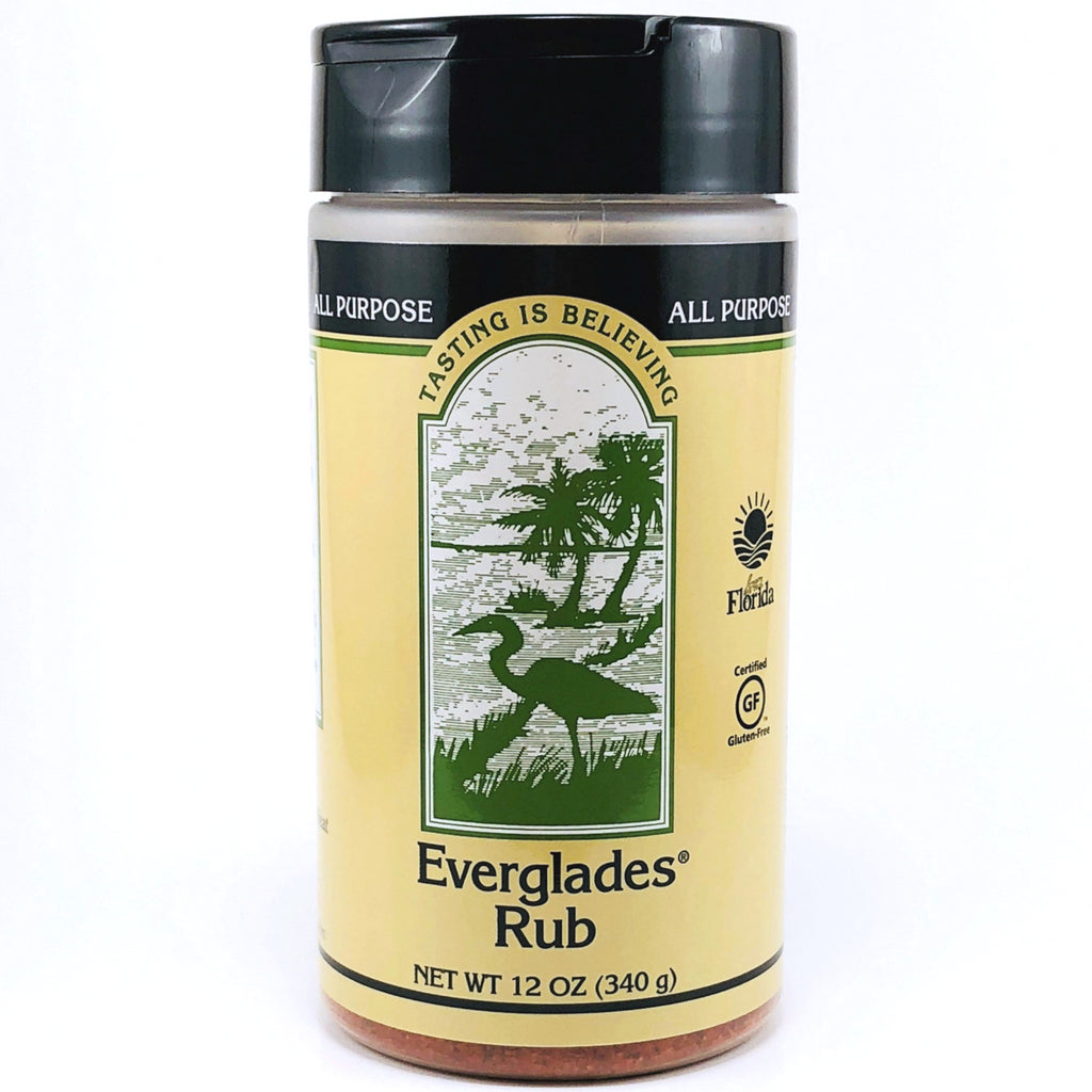 Everglades 12 oz Rub Seasoning Shaker