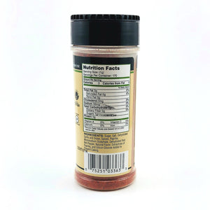 Everglades 6 oz Rub Seasoning Shaker