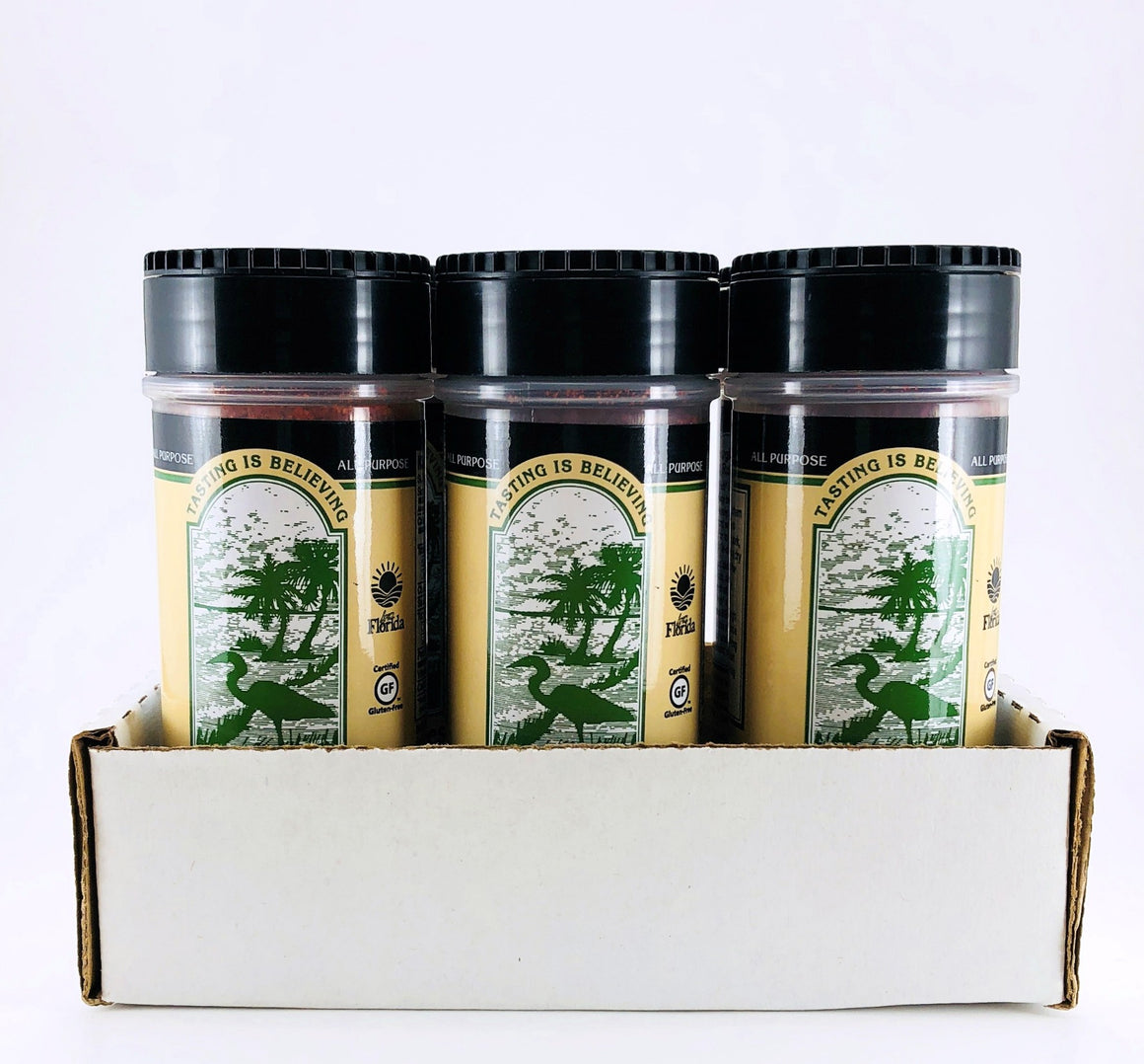 Everglades 6 oz Rub Seasoning Case