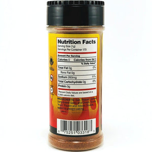 Everglades 6 oz Heat Seasoning Shaker