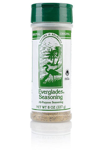 Everglades All Purpose Seasoning 8 oz Case