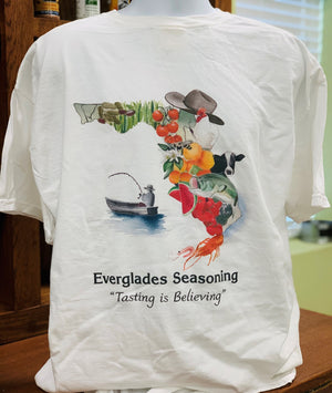 Comfort Color Everglades Agriculture Shirt