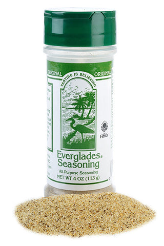 Everglades All Purpose Seasoning 4 oz