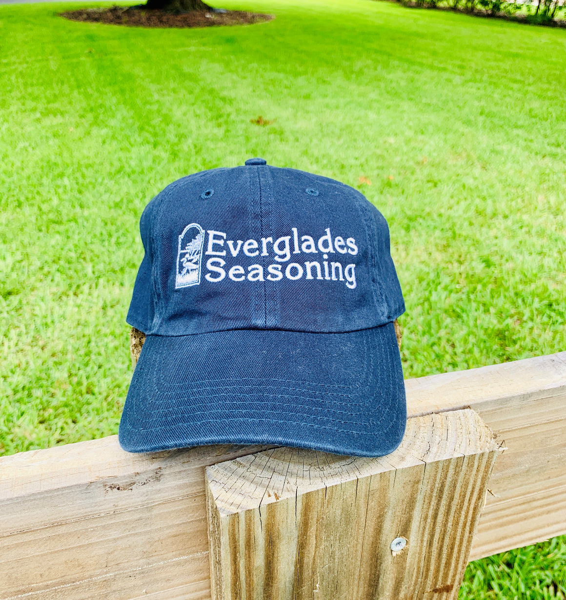 Everglades Richardson 320 Baseball Hat-Navy