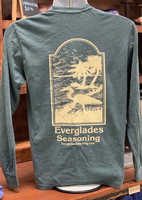 Comfort Color Everglades T-Shirt-Blue Spruce