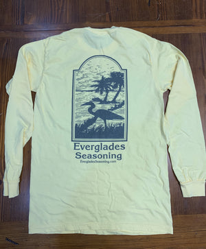 Comfort Color Everglades T-Shirt-Butter