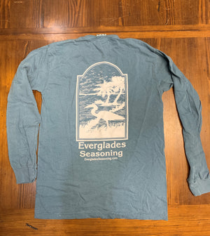 Comfort Color Everglades T-Shirt-Ice Blue